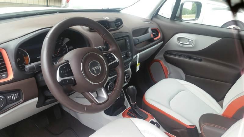 2017 Jeep Renegade Limited 4dr SUV - Lexington SC