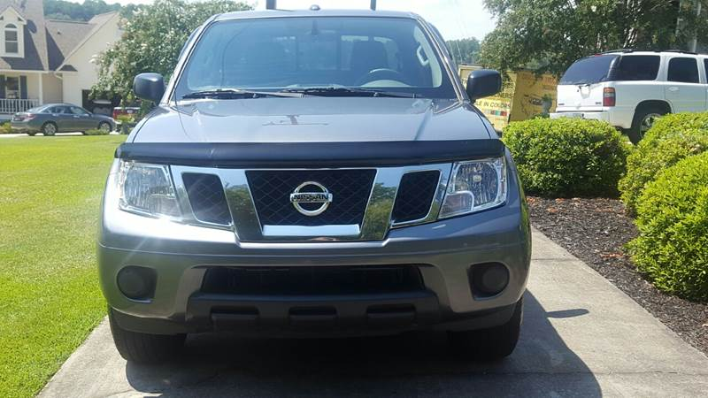 2016 Nissan Frontier 4x2 SV 4dr Crew Cab 5 ft. SB Pickup 5A - Lexington SC