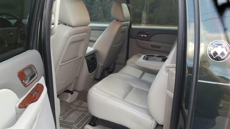 2013 Chevrolet Black Diamond Avalanche 4x2 LT 4dr Crew Cab Pickup - Lexington SC