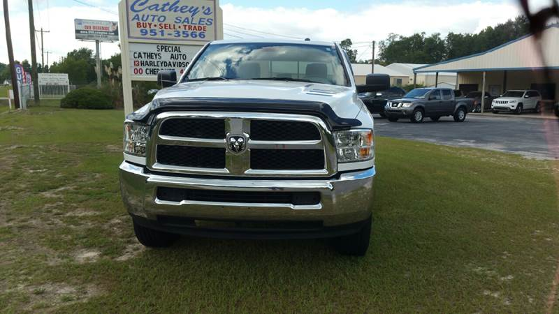 2017 RAM Ram Pickup 2500 4x4 SLT 4dr Crew Cab 6.3 ft. SB Pickup - Lexington SC