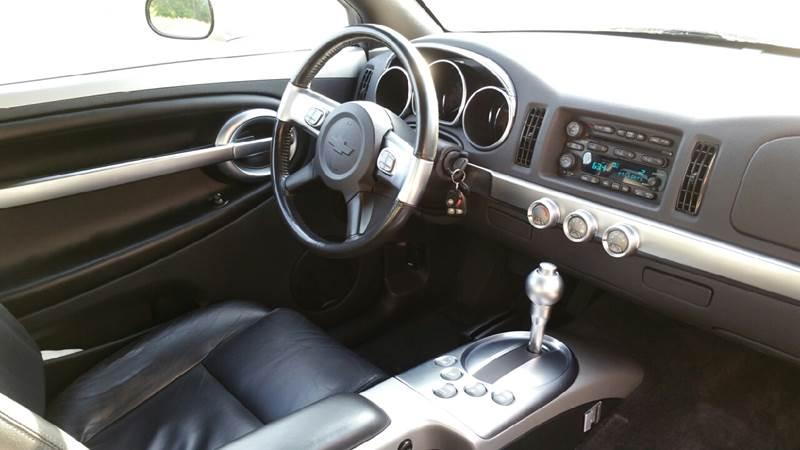 2004 Chevrolet SSR 2dr Regular Cab Convertible LS Rwd SB - Lexington SC