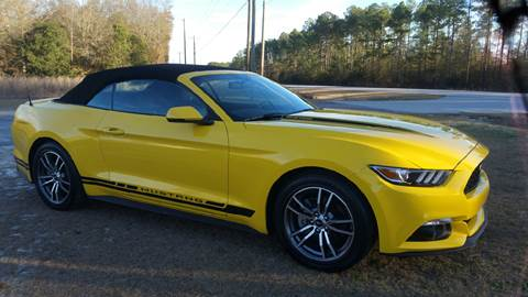 2016 Ford Mustang for sale in Lexington, SC
