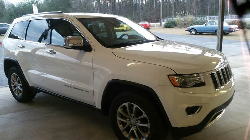 2015 Jeep Grand Cherokee 4x4 Limited 4dr SUV - Lexington SC