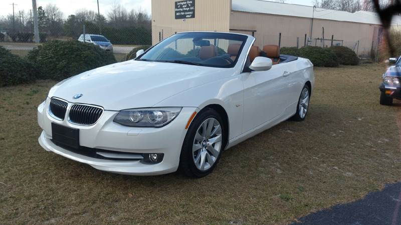 Bmw Series I Dr Convertible In Lexington SC Catheys - 2013 bmw 328i convertible