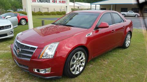 2009 Cadillac CTS for sale in Lexington, SC