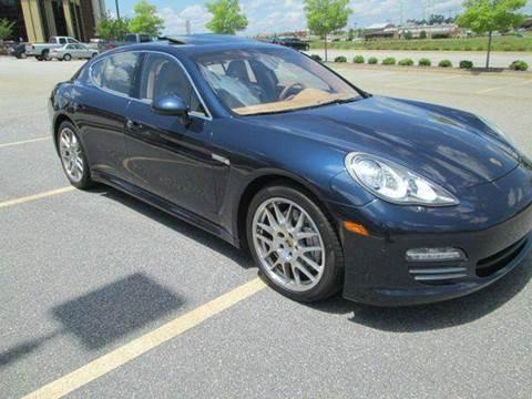 2012 Porsche Panamera for sale at Downtown Motors in Macon GA