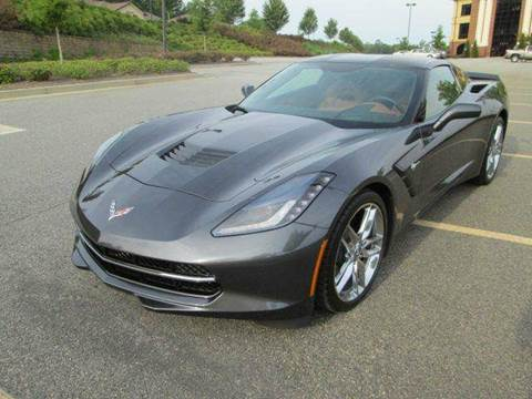 2014 Chevrolet Corvette for sale at Downtown Motors in Macon GA