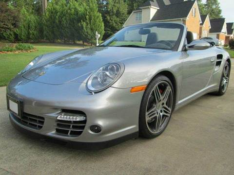 2008 Porsche 911 for sale at Downtown Motors in Macon GA