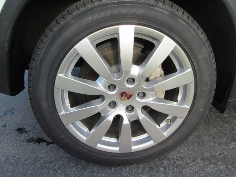 2014 Porsche Cayenne AWD S 4dr SUV - Macon GA