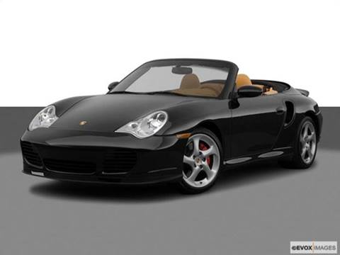 2004 Porsche 911 for sale at Downtown Motors in Macon GA