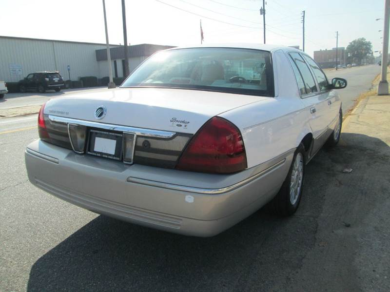 2008 Mercury Grand Marquis GS 4dr Sedan - Macon GA