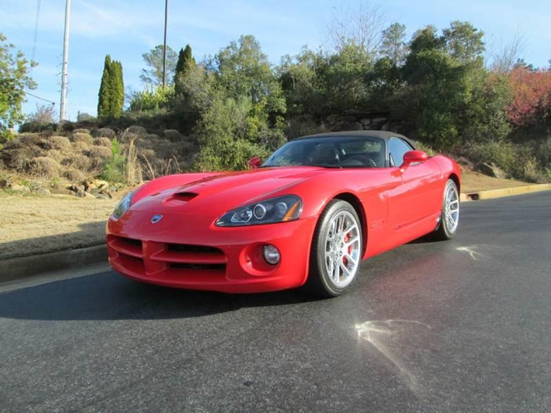 2005 Dodge Viper for sale at Downtown Motors in Macon GA