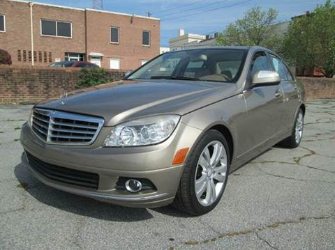 2008 Mercedes-Benz C-Class for sale at Downtown Motors in Macon GA