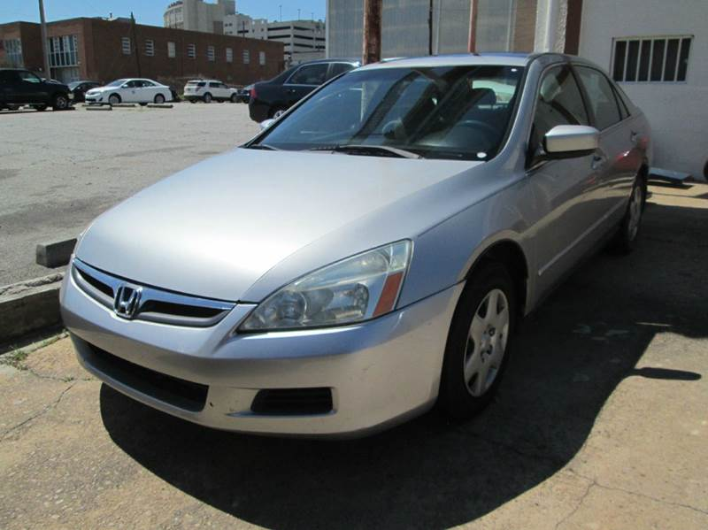 2007 Honda Accord LX 4dr Sedan (2.4L I4 5A) - Macon GA