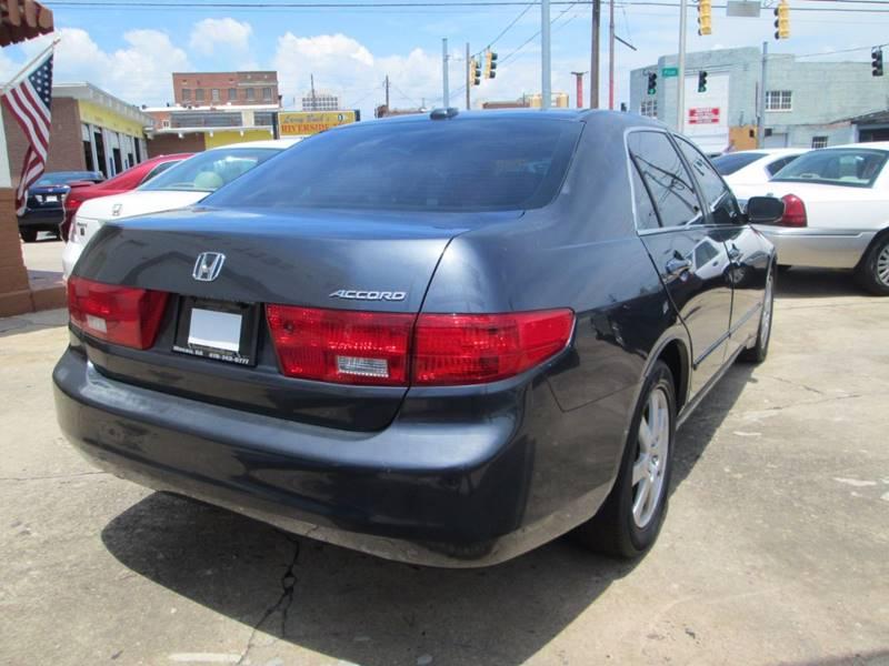 2005 Honda Accord EX V-6 4dr Sedan w/Navi - Macon GA