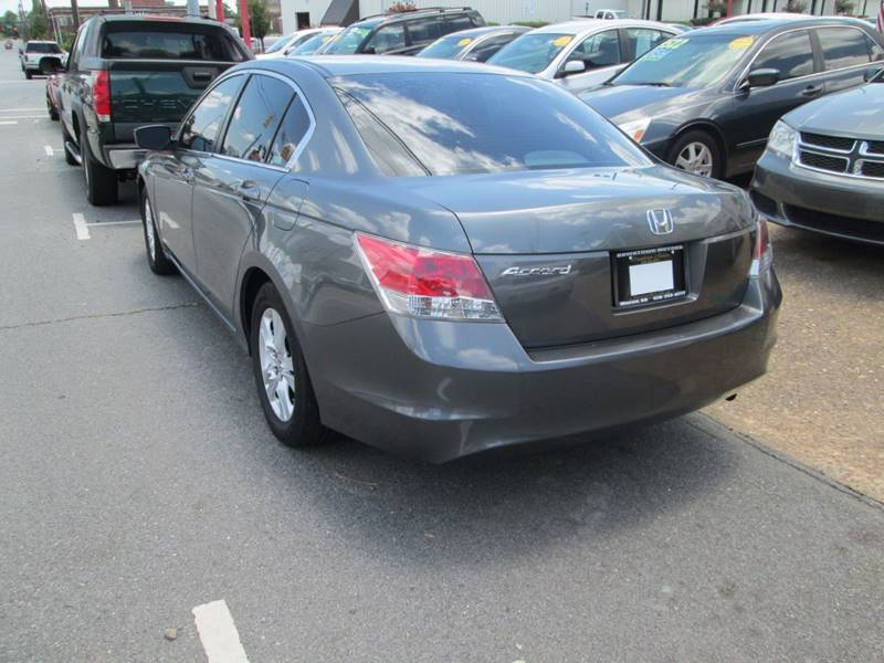2008 Honda Accord LX-P 4dr Sedan 5A - Macon GA