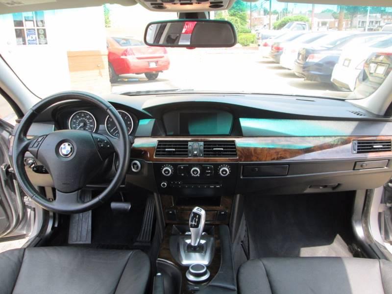 2008 BMW 5 Series 528i 4dr Sedan Luxury - Macon GA