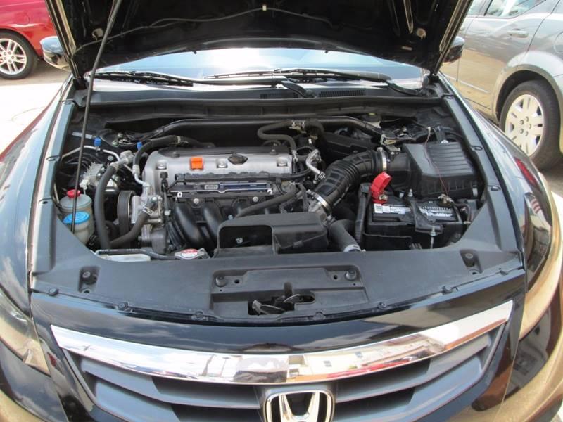 2012 Honda Accord EX-L 2dr Coupe - Macon GA