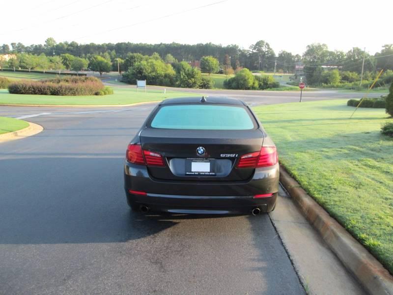 2011 BMW 5 Series 535i 4dr Sedan - Macon GA