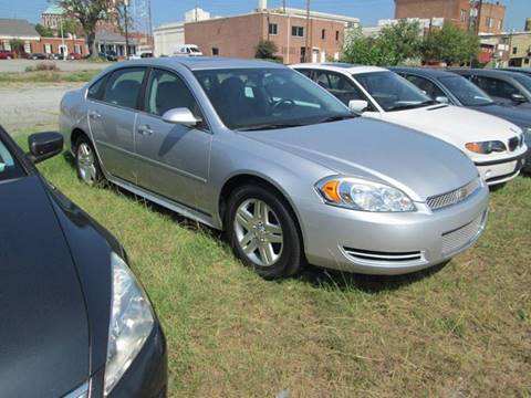 2014 Chevrolet Impala Limited for sale at Downtown Motors in Macon GA