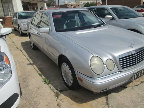 1998 Mercedes-Benz E-Class for sale at Downtown Motors in Macon GA