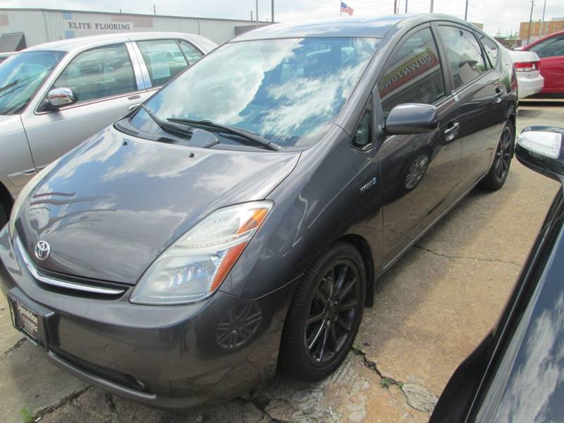 2008 Toyota Prius for sale at Downtown Motors in Macon GA
