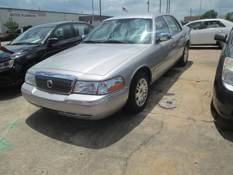 2005 Mercury Grand Marquis for sale at Downtown Motors in Macon GA