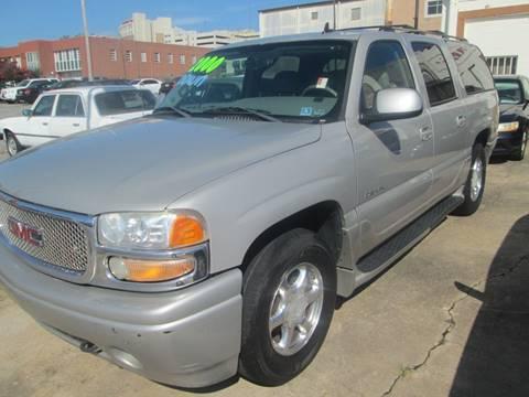 2006 GMC Yukon XL for sale at Downtown Motors in Macon GA