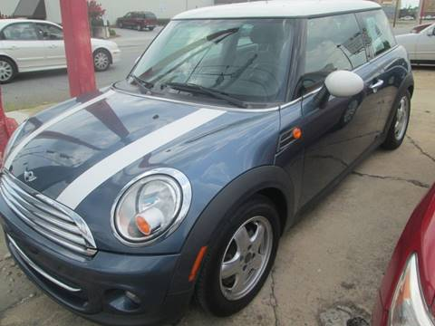 2011 MINI Cooper for sale at Downtown Motors in Macon GA