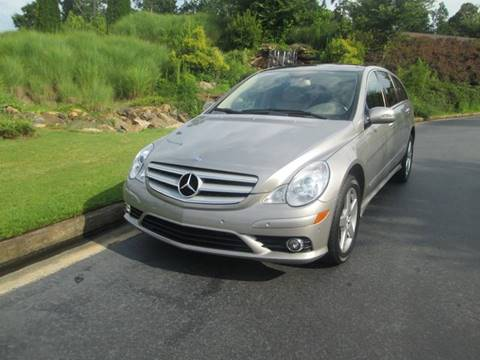 2008 Mercedes-Benz R-Class for sale at Downtown Motors in Macon GA
