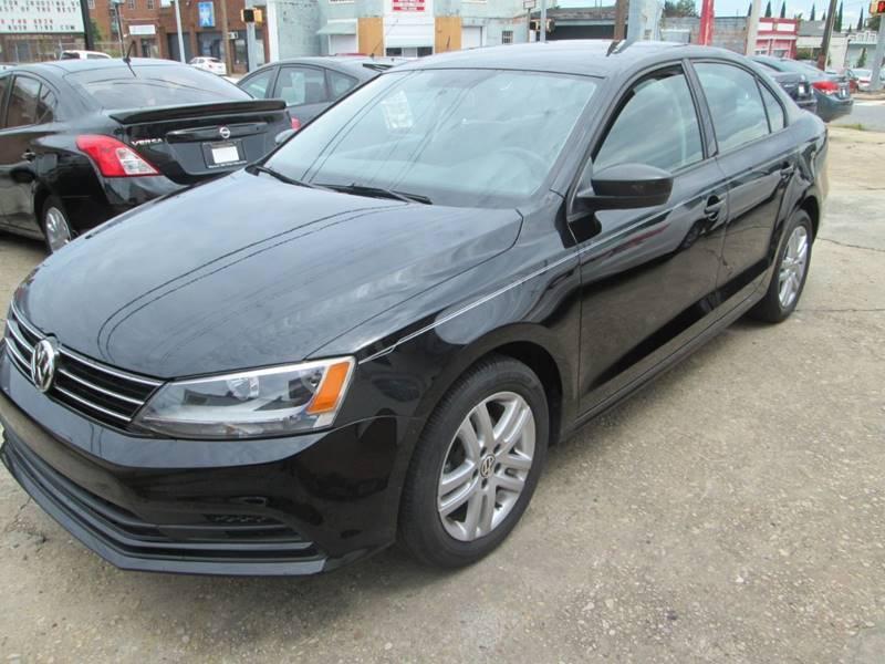 2015 Volkswagen Jetta for sale at Downtown Motors in Macon GA