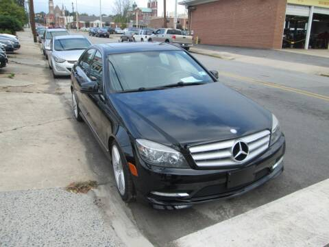 2011 Mercedes-Benz C-Class for sale at Downtown Motors in Macon GA