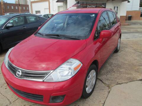2011 Nissan Versa for sale at Downtown Motors in Macon GA