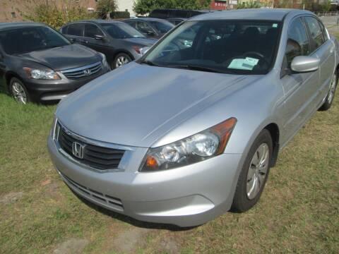 2009 Honda Accord for sale at Downtown Motors in Macon GA