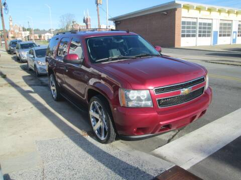 2007 Chevrolet Tahoe for sale at Downtown Motors in Macon GA