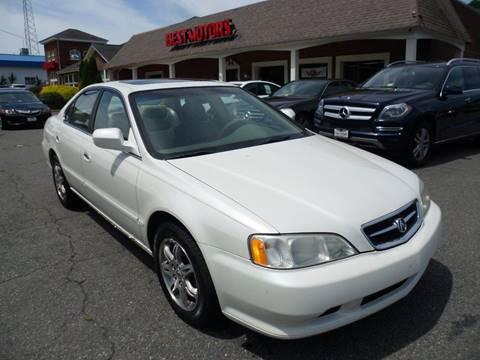 2001 Acura TL for sale in Fredericksburg, VA