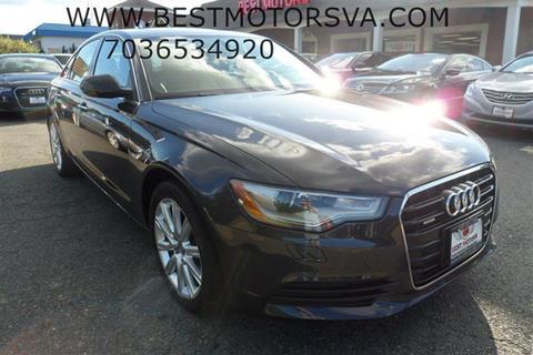 2015 Audi A6 for sale in Fredericksburg, VA