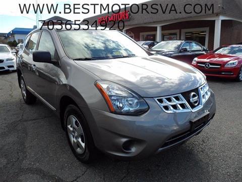 2014 Nissan Rogue Select for sale in Fredericksburg, VA