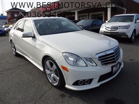 Mercedes benz e class for sale in fredericksburg va for Mercedes benz midlothian va