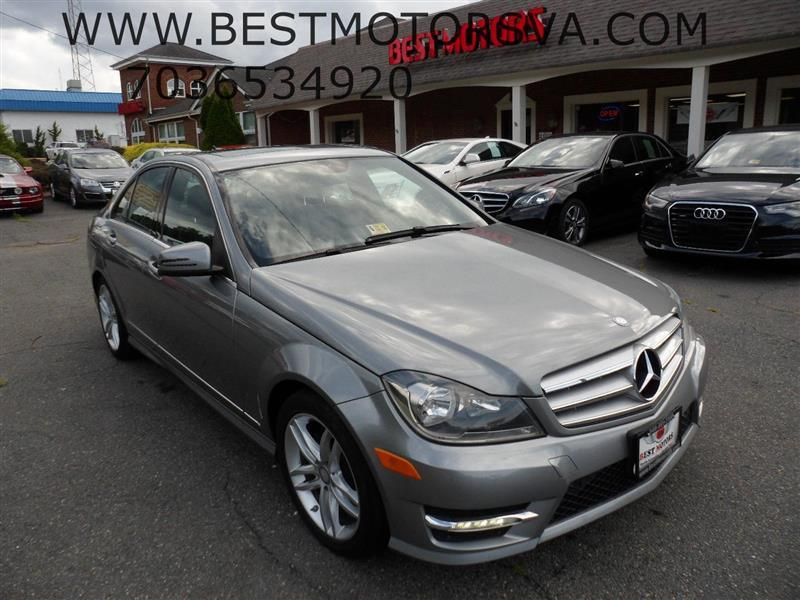 2013 Mercedes Benz C Class For Sale At Best Motors, Inc. In