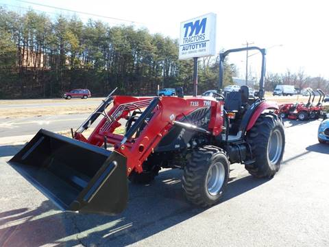 2019 TYM TRACTOR USA T454 HST for sale in Fredericksburg, VA