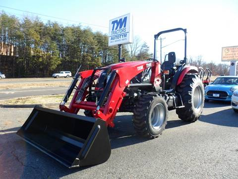 2018 TYM TRACTORS USA T 454 GEAR for sale in Fredericksburg, VA