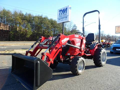 2018 TYM TRACTORS T 254 HST  for sale in Fredericksburg, VA