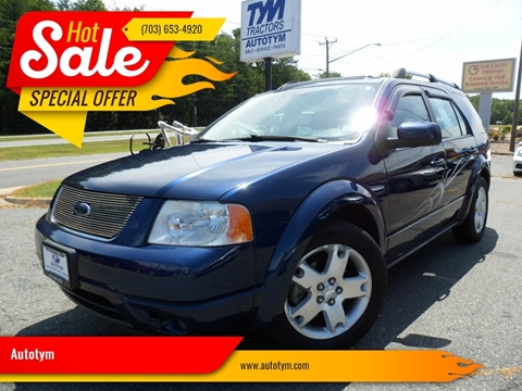 2007 Ford Freestyle for sale in Fredericksburg, VA