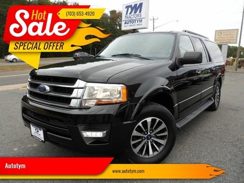 2015 Ford Expedition EL for sale in Fredericksburg, VA