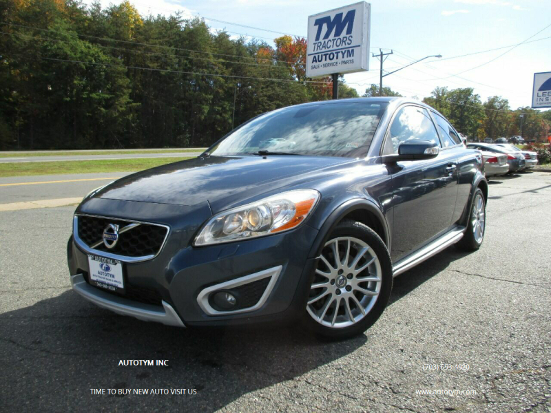 2011 Volvo C30 for sale at AUTOTYM INC in Fredericksburg VA