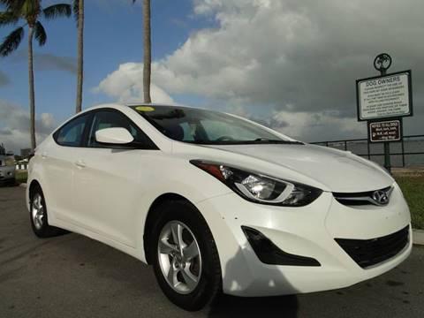 2014 Hyundai Elantra for sale in Miami, FL
