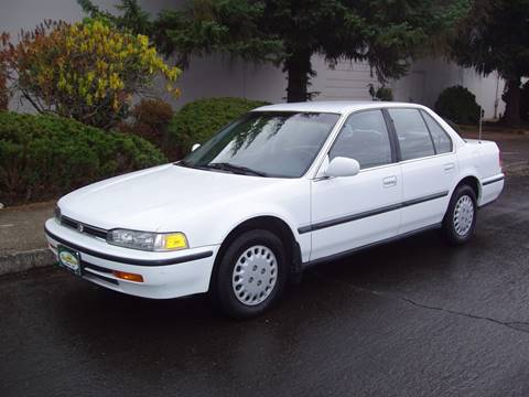 Exceptional 1993 Honda Accord For Sale In Salem, OR