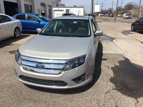 2010 Ford Fusion for sale at National Auto Sales Inc. - Hazel Park Lot in Hazel Park MI