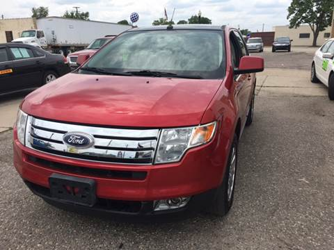 2010 Ford Edge for sale at National Auto Sales Inc. - Hazel Park Lot in Hazel Park MI